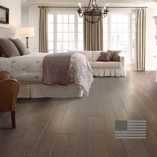 Continental hardwood flooring by shaw