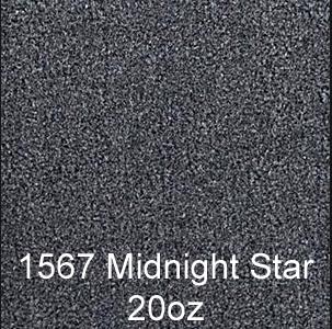 Sparta Bayside Midnight Star Boat Carpet